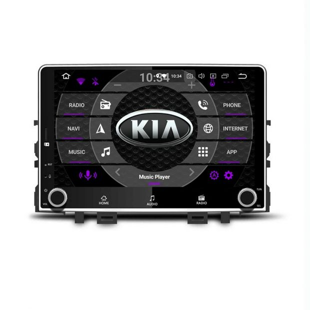 Best Dvd Player 2020.Belsee Aftermarket Best Android 9 0 Autoradio Sat Nav Update For Kia Rio 4 K2 2017 2018 2019 2020 In Dash Gps Navigation System Head Unit Audio Video