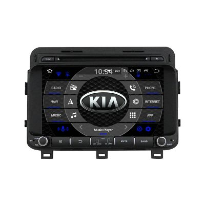 Belsee Best Aftermarket  Kia Optima K5 2014 2015 Android 9.0 Auto Head Unit Stereo Upgrade Radio Replacement 8 inch HD 1280x720 Resolution GPS Navigation Audio Sound System Octa Core PX5 Ram 4GB Rom 64GB Bluetooth Multimedia Player Apple CarPlay