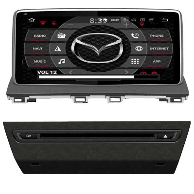 Mazda Android Radio Stereo Head Unit Replacement - Belsee