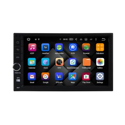 Belsee Aftermarket Android 8.0 Oreo Double 2 Din Head Unit Octa 8 Core PX5 Ram 4GB Rom 32GB with GPS Navigation System Autoradio Stereo Bluetooth Wifi