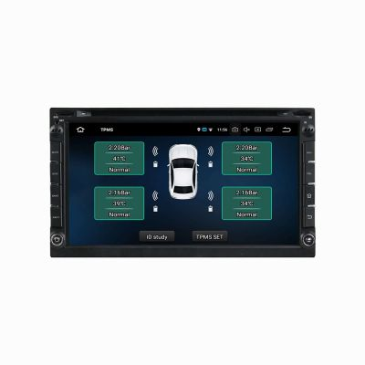 Belsee Aftermarket Double 2 Din 6.95 Inch Touch Screen Radio Car DVD Multimedia Player Android 8.0 Oreo Auto Stereo Head Unit with DSP Amplifier Bass Subwoofer for Universal GPS Navigation Audio Video 4K System Octa Core PX5 Ram 4GB Rom 32GB Apple Carplay