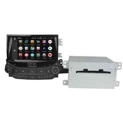 Belsee Aftermarket Chevrolet Chevy Malibu 2012 2013 2014 2015 Android 9.0 Auto Head Unit Car Radio Replacement Stereo Upgrade 8 inch IPS Touch Screen 1280*720 Resolution GPS Navigation System Multimedia DVD CD Player Apple CarPlay Android Auto 4+64GB