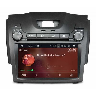 Chevy Android Radio OEM Audio Replacement - Belsee