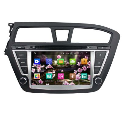 Belsee Aftermarket Android 8.0 Oreo Head Unit Car Stereo for Hyundai i20 2014 2015 2016 2017 DVD GPS Navigation System Multimedia Audio Player  8 inch touch screen Radio Octa Core PX5 Ram 4gb Rom 32GB Wifi Bluetooth TPMS support Carplay Android Auto