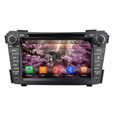 Belsee Aftermarket Radio Android 8.0 Oreo Head Unit DVD GPS Navigation System for Hyundai i40 2011 2012 2013 2014 Octa Core PX5 Ram 4GB Rom 32GB 7 inch Dual IPS Touch Scren Video Audio Player Stereo support Apple Carplay Android Auto