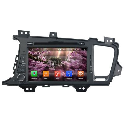 Belsee Aftermarket Android 8.0 Oreo Auto Head Unit 8 inch Touch Screen Radio for Kia Optima K5 2011 2012 2013 Octa Core PX5 Ram 4GB Rom 32GB GPS Navigation Audio Stereo System Car Multimedia DVD Player Bluetooth Wifi Tape Recorder support Carplay