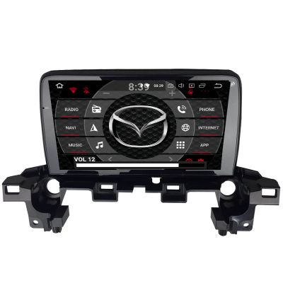 Mazda Aftermarket Android Stereo Upgrade - Belsee