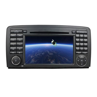 Belsee Aftermarket Android 8.0 Oreo Head Unit Autoradio Stereo Mercedes-Benz R-Class W251 R280 R300 R320 R350 R500 Navigation System for Sale 7 inch Touch Screen DAB+ Radio Audio Video 4K DVD CD Player Apple Carplay Android auto USB Wifi Bluetooth 8 Core