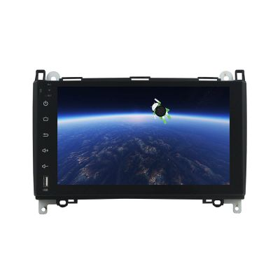 Belsee Best Aftermarket Head unit for Mercedes-Benz A-Class W169 B-Class W245 Viano Vito Android 8.0 Oreo Double 2 Din Radio Audio Upgrade 9