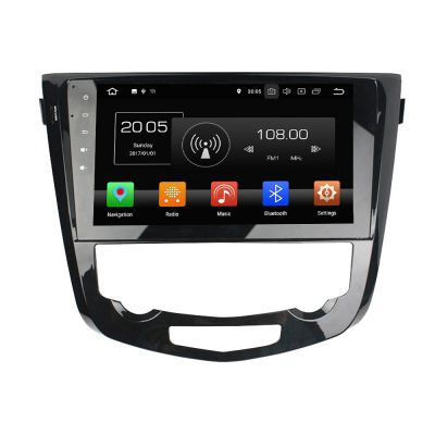 Belsee Best Aftermarket Head Unit Nissan Qashqai 2013-2017 Sat Nav 10.1
