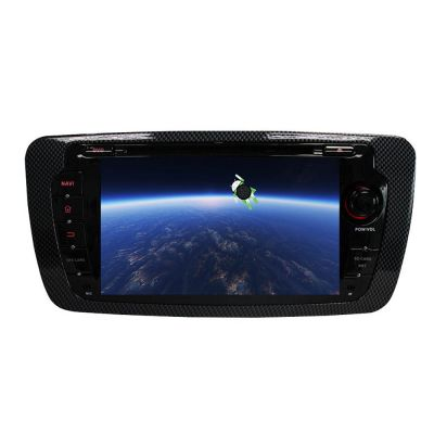 Belsee Best Aftermarket Plug and Play Android 8.0 Autoradio Double 2 Din 7 Inch Touch Screen Car DVD Audio Player For SEAT Ibiza 2009-2013 Canbus Head Unit  Wifi GPS Navigation Video Stereo System Octa 8 Core PX5 Ram 4GB Bluetooth Receiver Mirror Link
