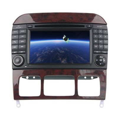 Mercedes Benz Android Stereo Audio Head Unit Navi Navigation