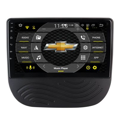 Belsee Best Android 10.0 Auto Head Unit Radio Replacement Aftermarket Stereo Upgrade for 2020 2019 2018 2017 2016 Chevrolet Chevy Malibu 9 inch IPS Touch Screen GPS Navigation System Parts DSP PX6 Ram 4GB Rom 64GB Wireless Apple Carplay Bluetooth