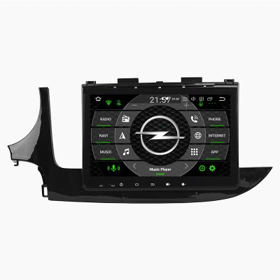 Belsee Aftermarket 2016 2017 2018 Opel Vauxhall Mokka X Android 9.0 Auto Head Unit Car Radio Replacement Stereo Upgrade 10.1 inch Touch Screen IPS DSP Sound System GPS Navigation Multimedia Player Apple CarPlay Android Auto Octa Core PX5 Ram 4GB Rom 64GB
