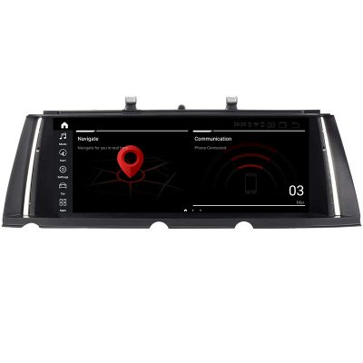 Belsee Best Aftermarket 10.25 inch IPS Touch Screen Upgrade Android 10 Q Auto Retrofit Radio Head Unit BMW 7 Series F01/F02 2009-2015 iDrive CIC NBT Multimedia Stereo In Dash GPS Navigation Audio System Apple CarPlay Octa Core Ram 4GB Rom 64GB Wifi Blueto