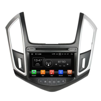 Belsee Aftermarket Chevrolet Chevy Cruze 2013 2014 2015 Android 8.0 Oreo Car Radio DVD Audio Player Octa Core PX5 Ram 4GB Rom 32GB Head Unit 8