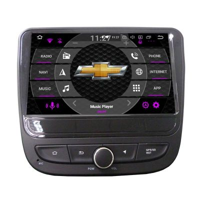 Belsee Android 9.0 Auto Head Unit Radio Replacement Aftermarket Stereo for 2020 2019 2018 2017 2016 Chevrolet Chevy Malibu 9 inch IPS Touch Screen Upgrade GPS Navigation System Parts DSP PX6 Ram 4GB Rom 64GB Android Auto Apple Carplay Bluetooth