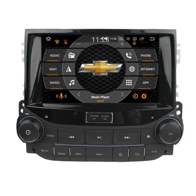 Belsee Aftermarket Chevrolet Chevy Malibu 2012 2013 2014 2015  2016 Android 9.0 Auto Head Unit Car Radio Replacement Stereo Upgrade 8 inch IPS Touch Screen 1280*720 Resolution GPS Navigation System Multimedia DVD CD Player Apple CarPlay Android Auto 4+64G