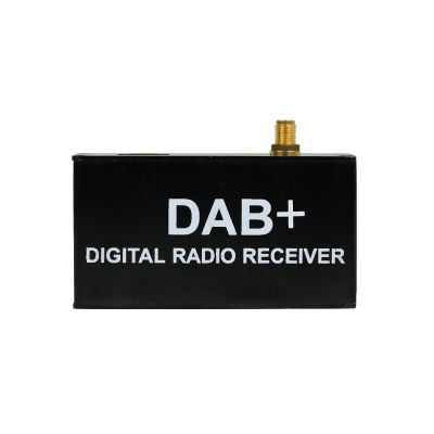 Digital Car Kit DAB+ Radio Receiver Adapter Audio Broadcast Antenna for Belsee Android Head Unit