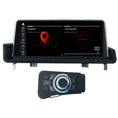 Belsee Aftermarket Android 11 / 10 Auto Head Unit 10.25 12.3 inch IPS Touch Screen Radio Upgrade for BMW 3 Series M3 E90 E91 E92 E93 2005-2012 RHD iDrive Stereo GPS Navigation System Multimedia Player Wireless Apple CarPlay  Qualcomm Snapdragon 662 6+128G