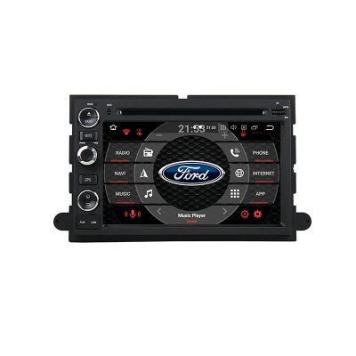 Belsee Best Aftermarket Android 9.0 Auto Head Unit Stereo Upgrade Car Radio Replacement for Ford F150 Edge Fusion Explorer Expedition Mustang Freestyle Taurus Apple CarPlay GPS Navigation System Video Audio Multimedia Player Octa Core Ram 4GB Rom 64GB DSP