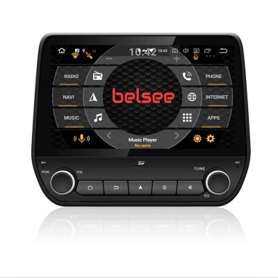 Belsee Aftermarket Best Android 8.0 Autoradio 9 Inch IPS Touch Screen Stereo Car Radio Auto Head Unit for Ford EcoSport Fiesta 2017 2018 Octa Core PX5 Ram 4GB Rom 32GB GPS Navigation Sat Navi Audio System Bluetooth Wifi OBD2 Carplay Android Auto