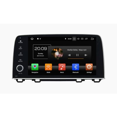 Belsee Aftermarket Plug and Play Honda CRV CR-V 2017 Auto Head Unit Android 8.0 Oreo 9