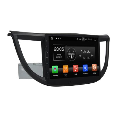 Belsee Aftermarket Best Android 8.0 Oreo Head Unit Car Stereo Radio for Honda CR-V CRV 2012-2016 10.1