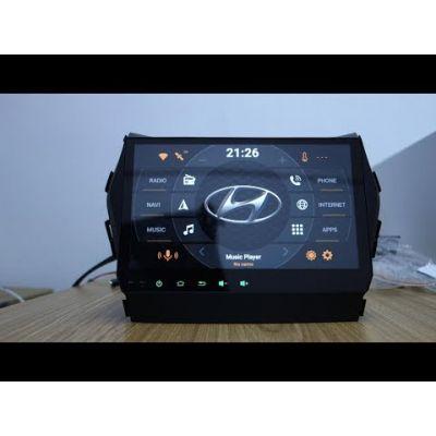 Belsee Aftermarket Hyundai IX45 / Santa Fe 2013-2017 Auto Stereo Head Unit Android 8.0 Oreo Double 2 Din Car Radio GPS Navigation System 9