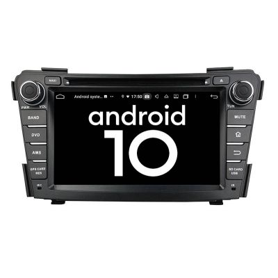 Belsee Aftermarket Android 9.0 Auto Head Unit Car Radio Replacement Stereo Upgrade for Hyundai i40 2011 2012 2013 2014 GPS Navigation Audio System Multimedia Video Audio Play Apple CarPlay Android Auto Octa Core PX5 Ram 4GB Rom 64GB DSP DVD Player
