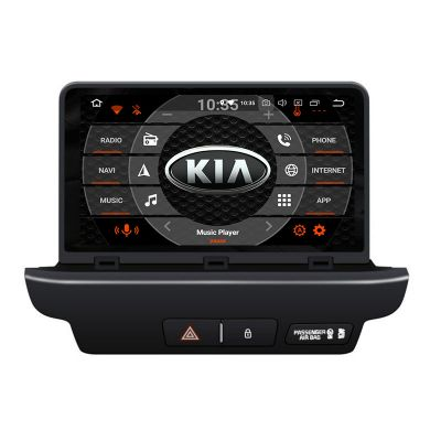 Belsee Aftermarket Kia Ceed 2018 2019 2020 Android 9.0 Auto Head Unit GPS Navigation System Car Radio Replacement Stereo Upgrade 9 inch IPS Touch Screen Multimedia Player Audio Bluetooth Apple CarPlay Android Auto Octa Core PX5 Ram 4GB Rom 64GB