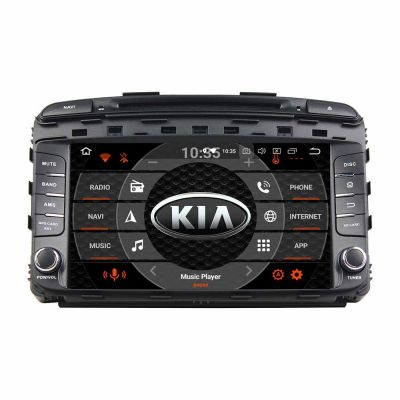 Belsee Best Aftermarket 2015-2019 Kia Sorento Android 9.0 Pie Auto Head Unit Radio Replacement Car Stereo Upgrade In Dash GPS Navigation System 9 inch IPS Touch Screen Octa Core PX5 Ram 4GB Rom 64GB Multimedia Player Bluetooth Receiver Apple Car play