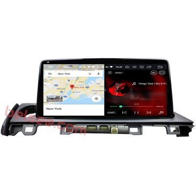 Belsee Aftermarket 10.25 inch Touch Screen Radio Android 10 Q Auto Head Unit Car Stereo Upgrade for Mazda 6 2013 2014 2015 2016 2017 2018 Octa Core PX5 PX6 Ram 4GB Rom 64GB GPS Navigation System Audio 4K Video Multimedia Player support carplay Apple