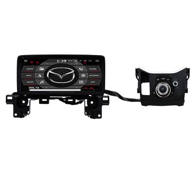 Belsee Best Aftermarket Mazda CX-5 2017-2021 10.25 inch Touch Screen Radio Upgrade Android 10 Auto Head Unit Stereo Replacement Wireless Apple CarPlay PX6 DSP GPS Navigation Audio System Video Multimedia Player Sat Nav Wifi Bluetooth