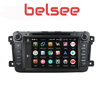 Belsee Aftermarket Android 9.0 Pie Auto Radio Replacement Head Unit Stereo Upgrade for Mazda CX 9 CX-9 CX9 2007-2016 8 Inch IPS Touch Screen 1280*720 Resolution GPS Navigation Audio System Octa Core PX5 Ram 4GB Rom 64GB Multimedia Player DVD Car Play