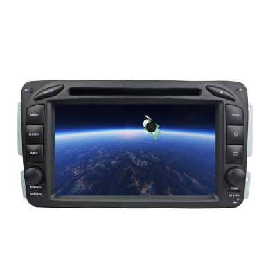 Belsee Aftermarket Navigation System Android 8.0 Auto Head Unit Stereo Car Radio Upgrade for Mercedes-Benz W163 W209 W203 W170 W210 W168 W463 Vito Vaneo Viano 7 Inch Touch Dual IPS Screen GPS Video 4K Player Carplay Android Auto Mirror Link Octa 8 Core