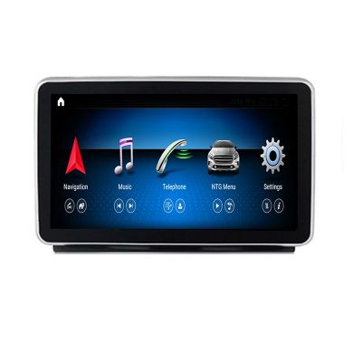 Belsee Best Aftermarket Android 10 Auto Radio Replacement Head Unit for Mercedes-Benz GL-Class X166 GLE-Class ML-Class W166 2012-2015 9 inch IPS Touch Screen GPS Navigation System Apple CarPlay 4G LTE DSP Multimedia Player Sat Nav