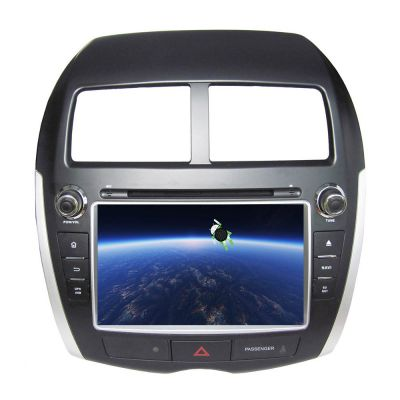 Belsee Best Aftermarket Plug and Play Stereo Upgrade Mitsubishi ASX 2010-2015 Sat Nav Android 8.0 Auto Head Unit In Dash Car GPS Navigation System 8