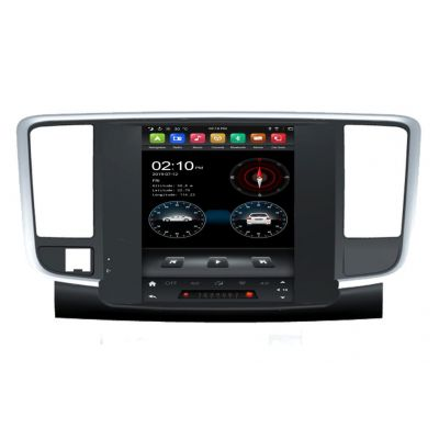 Belsee Best Aftermarket Android 9 Auto Head Unit Tesla Style Vertical 9.7 inch Touch Screen for Nissan Teana J32 Maxima 2008-2013 Car Radio Replacement Stereo Upgrade PX6 Ram 4GB Rom 64GB Bluetooth WIfi Apple CarPlay GPS Navigation Multimedia Player Syste