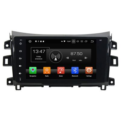 Belsee Aftermarket Nissan NP300 Navara 2014-2018 Android 8.0 Oreo Head Unit Auto Stereo Left Drive Car Radio GPS Navigation System 9