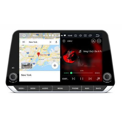 Belsee Best Aftermarket Android 9.0 Auto Head Unit Car Radio Replacement Stereo Upgrade for Nissan Teana Sylphy Altima 2019 2020 9 inch Touch Screen IPS Audio In Dash GPS Navigation System PX6 Ram 4GB Rom 64GB DSP Multimedia Player 4G Modem