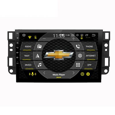 Belsee Best Aftermarket Android 10 Q Auto Head Unit Car Radio Replacement Stereo Upgrade for Chevrolet Epica Captiva Lova Aveo Matiz Daewoo Gentra Pontiac G3 Wave Holden Barina 2002-2012 9 inch IPS Touch Screen Apple CarPlay GPS Navigation Multimedia