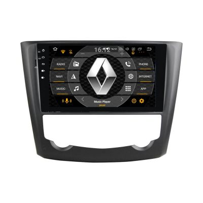 Belsee Aftermarket Android 8.0 Oreo Autoradio Car Head Unit GPS Navigation Audio System for Renault Kadjar 2015 2016 2017 2018 9 inch Touch Dual iPS Screen Dab+ Stereo Video Player Multimedia Entertainment Octa Core PX5 Ram 4GB OBD2 TPMS Carplay