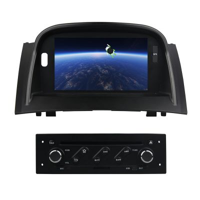 Belsee Best Aftermarket Autoradio Car CD DVD Audio Player Renault Megane 2 II Fluence 2004-2009 Stereo Upgrade Android 8.0 Auto Head Unit In Dash GPS Navigation System 7