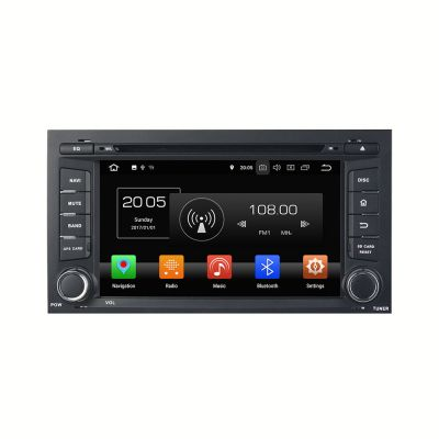 Belsee Best Aftermarket Android 8.0 Oreo Auto Head Unit Radio Upgrade Car DVD Player SEAT Leon 2013 2014 2015 2016 GPS Navigation Audio WIFI  Steering Wheel Control 7