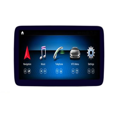 Belsee Best Aftermarket Android 10 Auto Head Unit Stereo Upgrade for Mercedes-Benz SLK-Class SLC-Class R172 SL-Class R231 2011-2018 9 Inch IPS Touch Screen Display GPS Navigation System 4G LTE Bluetooth Wifi Multimedia Player Apple CarPlay Sat Nav
