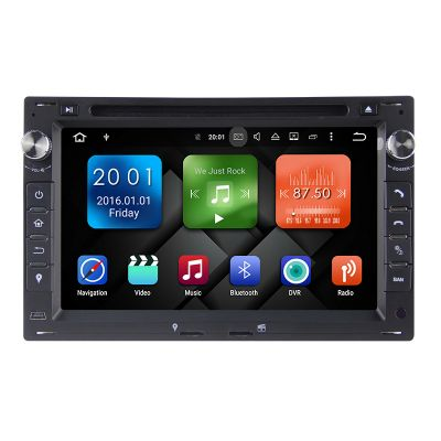 Belsee Best VW Autoradio Double 2 Din Android 8.0 Oreo Ram 4GB Rom 32GB 7