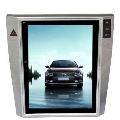 Belsee Best Aftermarket Android 9 Auto Tesla Style Screen Radio Replacement for VW Volkswagen Passat CC Magotan 2007-2015 Stereo Upgrade GPS Navigation System Head Unit Audio Video Multimedia Player 10.4 inch IPS Touch Screen Bluetooth Wifi PX6 Apple CarP