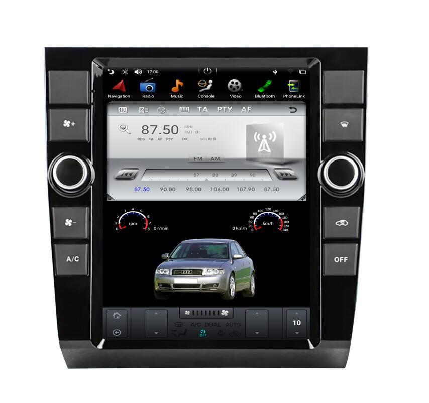Audi A4 2002-2008 SEAT Exeo 2010+ radio