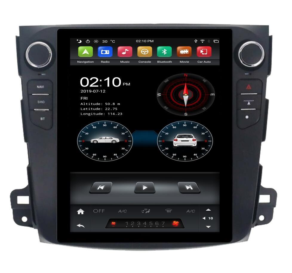 tesl ascreen android 9.0 Toyota Corolla 2008-2013